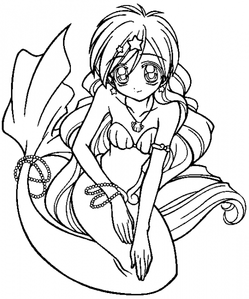 Mermaid Melody  Pichi Pichi Pitch  34 (dibujos Animados) – Páginas