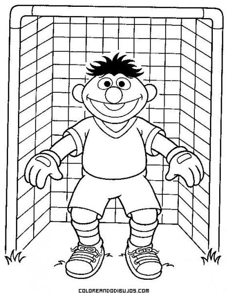 Epi Portero De Fútbol