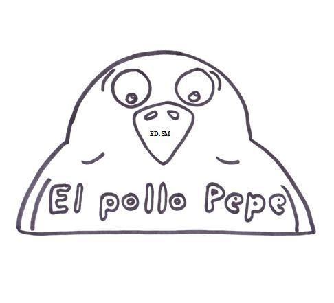 La Magia De Mirar  El Pollo Pepe