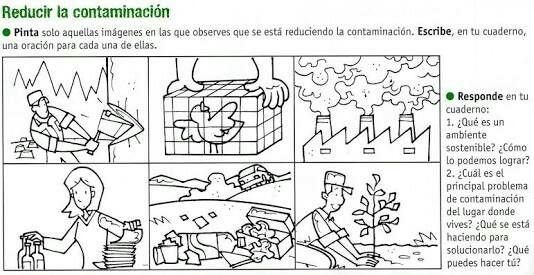Como Reducir La Contaminación