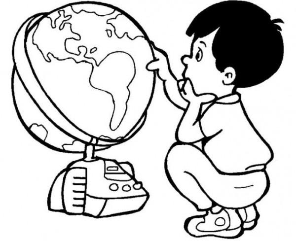 Tan Grande Es El Planeta Tierra