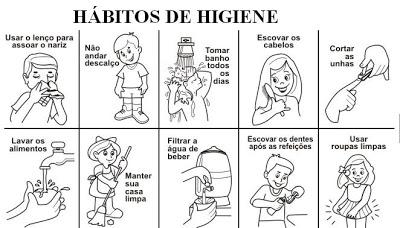 4 3  Higiene En El Hogar Y La Escuela