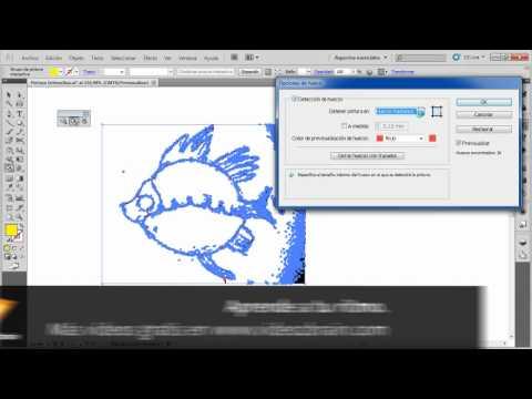 Adobe Illustrator Cs5  Calco Y Pintura Interactiva
