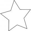 Estrellas Para Colorear Peque?as
