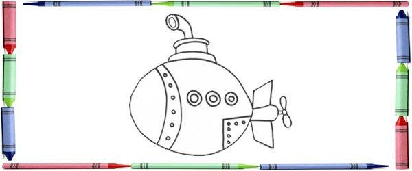 Dibujos Para Colorear Con Niños Para Aprender