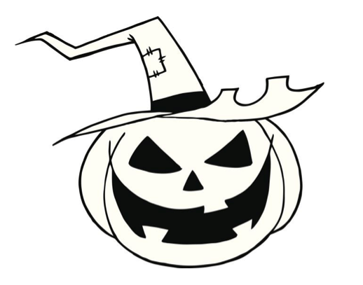 Las Mejores Calabazas De Halloween Para Colorear – Manualidades