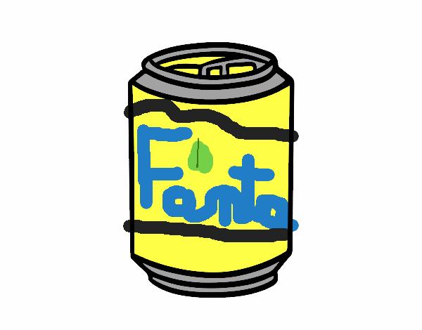 Dibujo De Fanta De Limon Pintado Por En Dibujos Net El Día 02