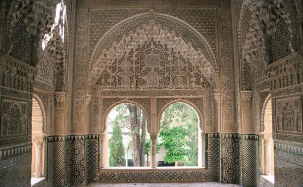 Los Mosaicos De La Alhambra Que Inspiraron La Creación De