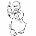 Imagenes Para Colorear Del Papa Francisco