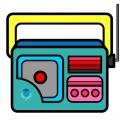 Radio Para Colorear Ni?os