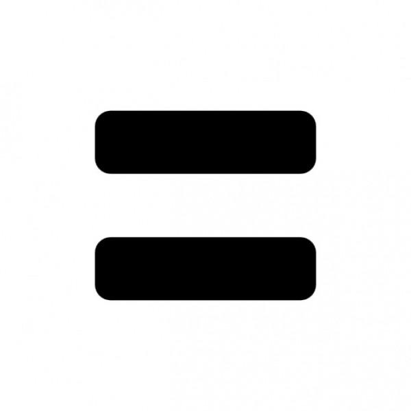 Símbolo De La Igualdad