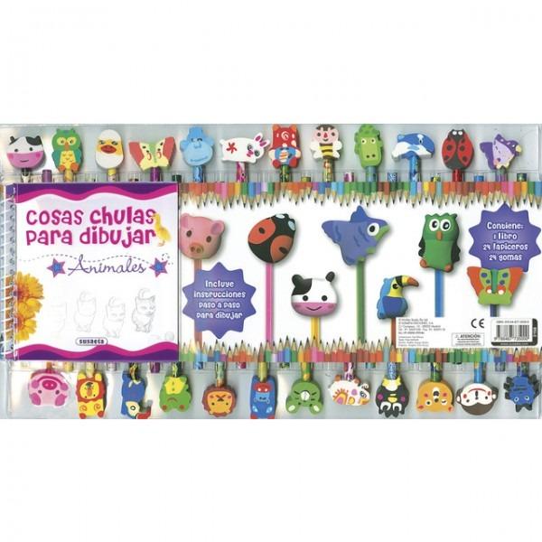 Cosas Chulas Para Dibujar · Libros · El Corte Inglés