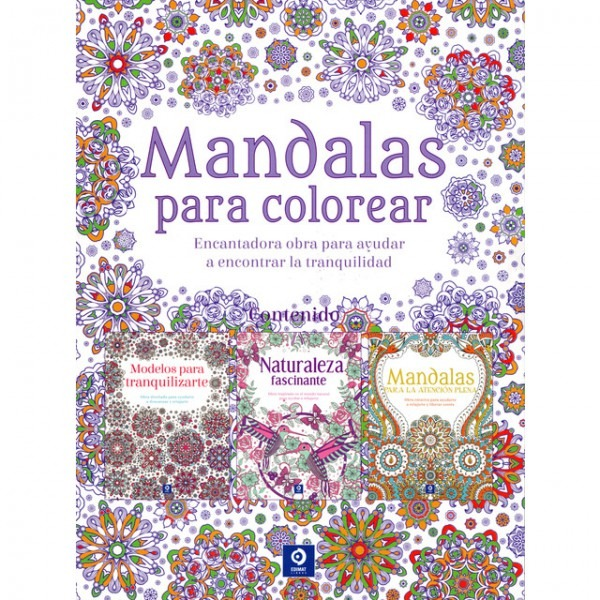 Mandalas Para Colorear Libro Pdf Descargar Gratis