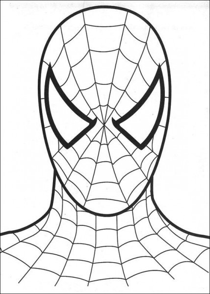 Dibujos De Spiderman Para Colorear E Imprimir ➤despiderman Com