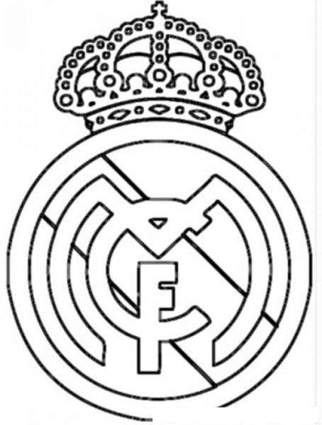 Fotos Del Escudo Del Real Madridpara Dibujar