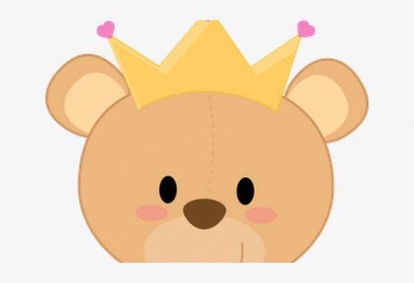 Download Hd Princess Clipart Bear