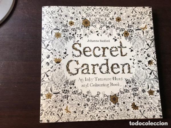Secret Garden  Johanna Basford  Para Colorear