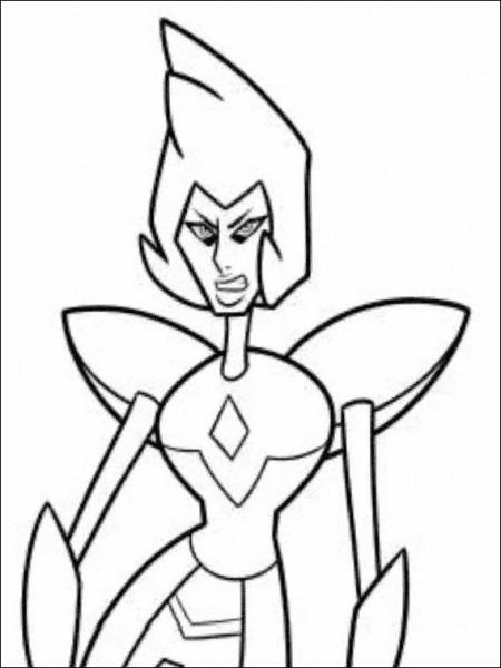 Imprimir Dibujos Para Colorear Steven Universe 18