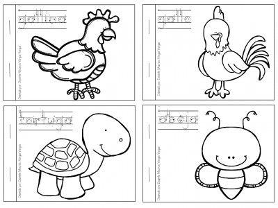 Mi Libro De Colorear De Animales Domesticos (4