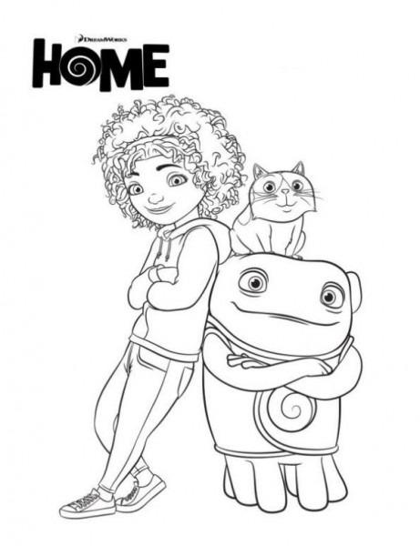 Home, De Nieuwe Dreamworks Film, Tip, Oh En Pig