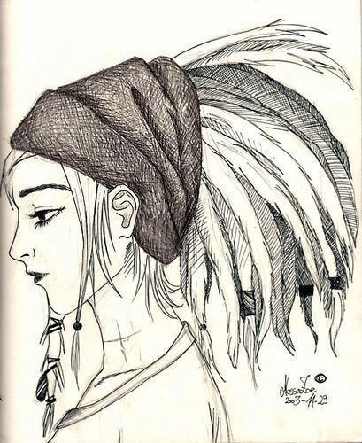 Resultado De Imagen Para Dibujos Animados Rastas Para Dibujar En