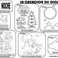 Dibujos De La Creaci?n Para Colorear E Imprimir