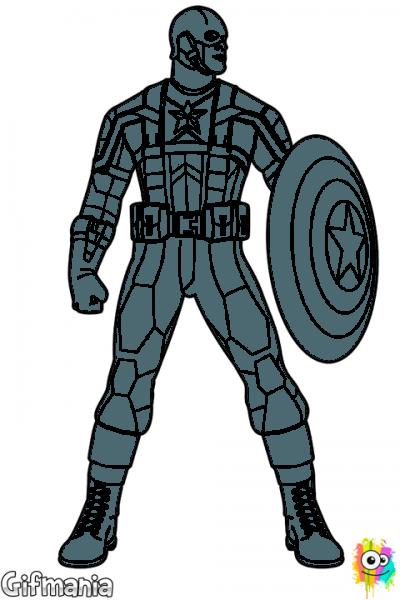 Steve Rogers, El Capitán América