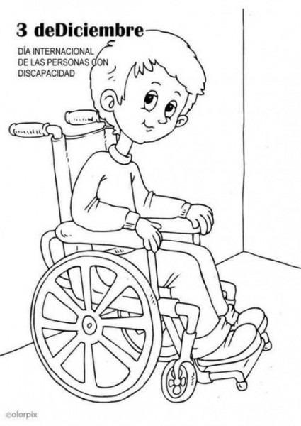 Día Internacional De Las Personas Con Discapacidad – Imágenes