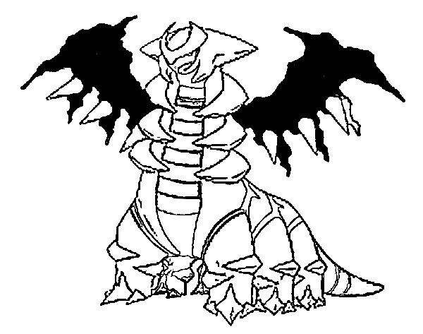 Dibujos Para Colorear Pokemon