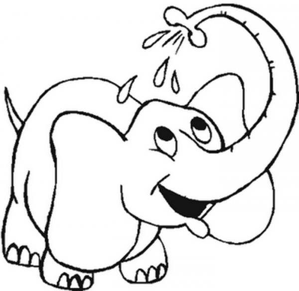 Juegos Para Colorear Dibujos De Animales Infantiles