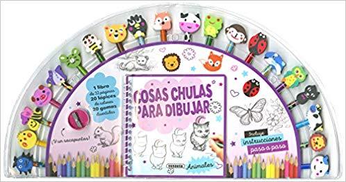 Cosas Chulas Para Dibujar (lápices Y Gomas)  Amazon Es  Kate