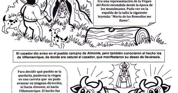 La Catequesis (el Blog De Sandra)  Recursos Catequesis La Virgen