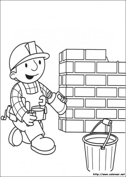 Resultado De Imagen Para Dibujo De Bob El Constructor En 2019