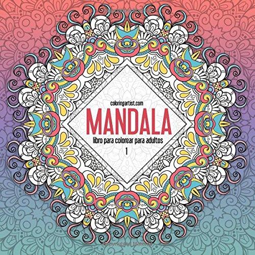 Free Mandala Libro Para Colorear Para Adultos 1  Volume 1 (mandala