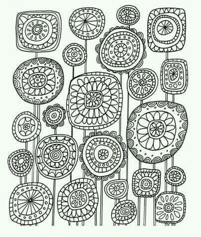 Más Flores Abstractas Bonitas