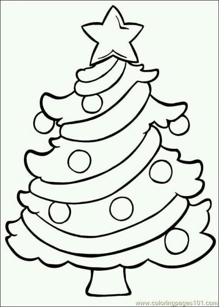 Colorea Tu árbol De Navidad