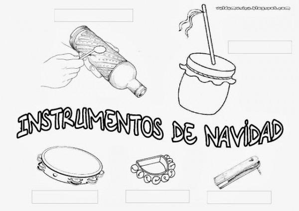 Instrumentos Navideños