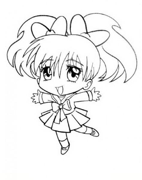colorear manga online