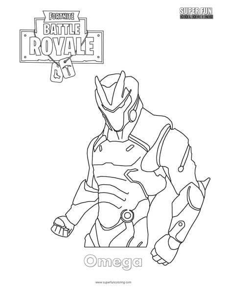 Resultado De Imagen Para Dibujos De Fortnite Para Colorear E