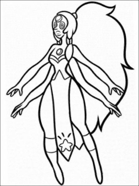 Steven Universe Coloring Pages 5