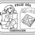 Dibujos Para Colorear De La Constitucion Espa?ola