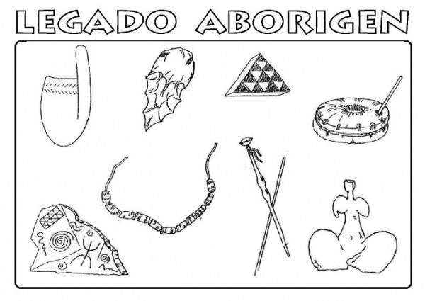 Día De Canarias  Legado Aborigen
