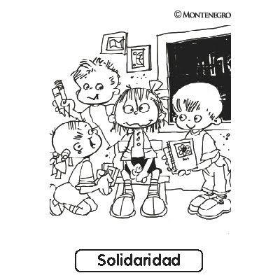 Imagenes De Tolerancia Para Colorear E Imprimir