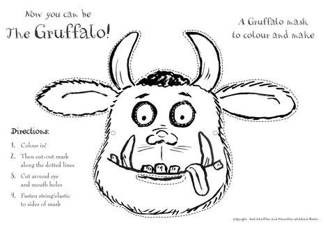 Masker Van De Gruffalo