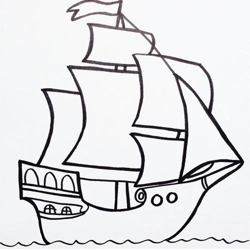 ᐈ Imágenes De Barcos Para Dibujar 【actualizado 2020】