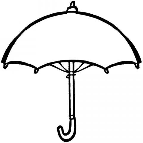 Paraguas Dibujo