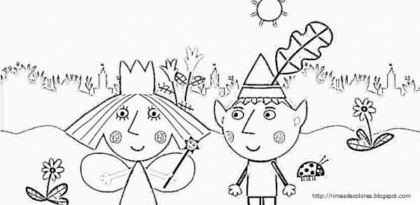 √ Blog De Los Nios  El Pequeo Reino De Ben Y Holly