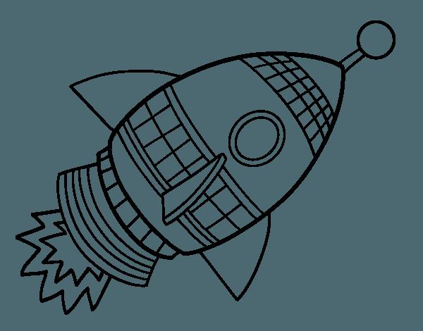 Como Pintar Un Cohete