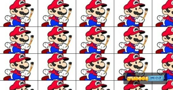 Colorea A Mario Bros