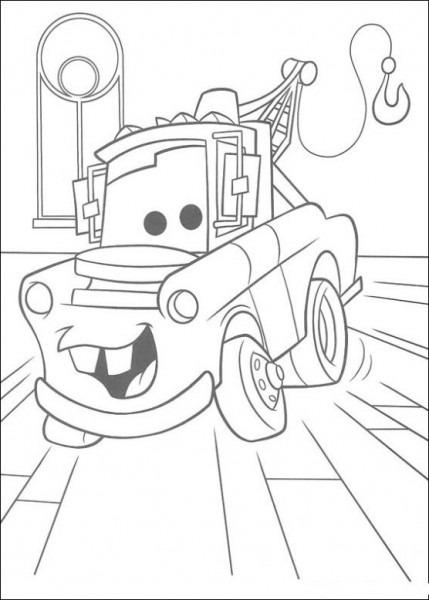 Dibujo De Mate Para Colorear  Dibujos Infantiles De Mate  Colorear